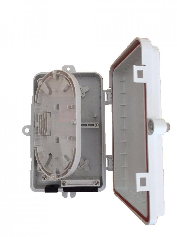 Optický box pro 8 vlaken venkovní - malý