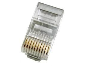 Konektor 10P10C ploché lanko