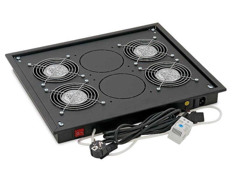 RAX-CH-X04-X3 - ventilační jednotka 4x ventilátor Triton