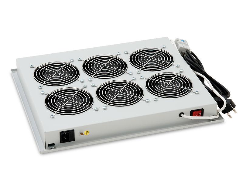 RAX-CH-X05-X3 - ventilační jednotka 6x ventilátor Triton