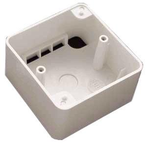 Krabice pod zásuvku typ R a V
