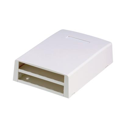 Panduit box zásuvky CBXF12 pro 1-12 moduly MiniCom