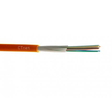 Optický kabel CTnet 4x 50/125 OM2 LSZH s centrální trubkou