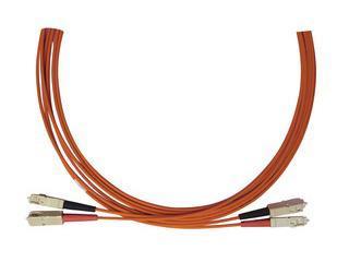 Optický patchkabel SC-SC 62,5/125 OM1, 1m