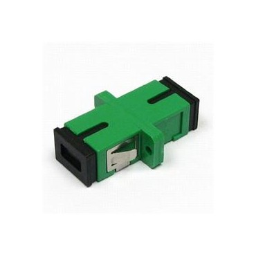 Optická spojka SC/APC OS1 singlemode jednoduchá (SC-SC)