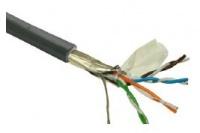 CTnet kabel FTP drát cat.5e - venkovní