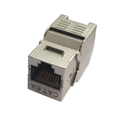 Linkbasic keystone FTP RJ45 cat.6A, zařezový typ 110