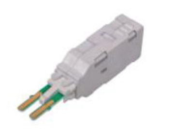 Měřící konektor krone čtyřpólový (rozpojovací)
