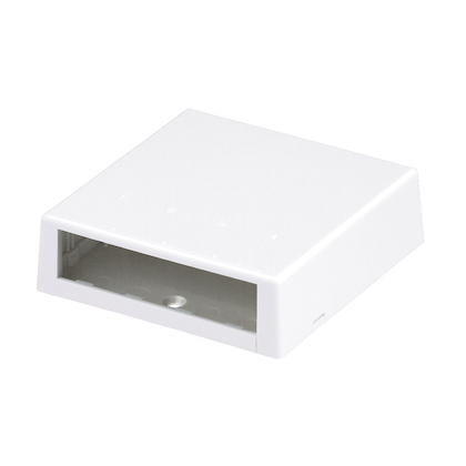 Panduit box zásuvky CBXC4  pro 1-4 moduly MiniCom